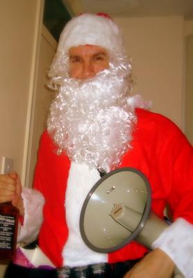Santa's ready!